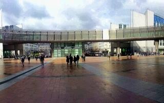 European Parlament, Brussel, Belgium