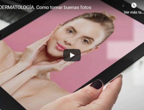 Video sobre como tomar buenas fotos para teleconsulta