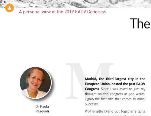 EADV NEWS Spring 2020